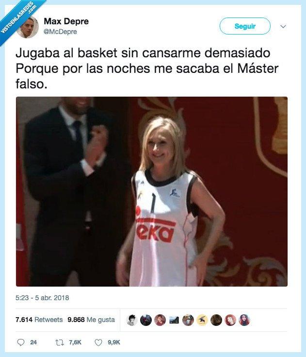 basket,cansarme,presidenta