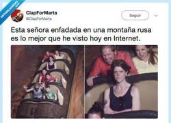Enlace a Parece que no lo está disfrutando mucho, por @ClapForMarta