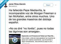 Enlace a Ha fallecido Pepe Mediavilla y recuerdan sus mejores poesías e interpretaciones, por @javipalarcon