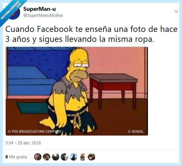 facebook,foto,los simpson,ropa