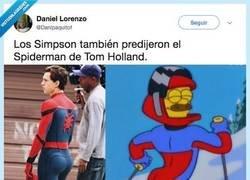 Enlace a Spiderman como si no llevara nada..., por @Danipaquitof