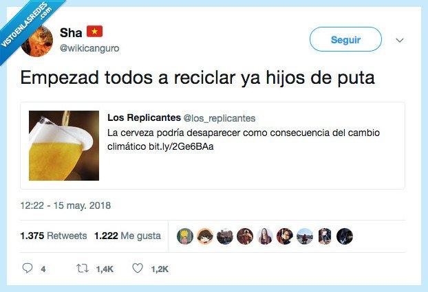 cerveza,reciclar,todos