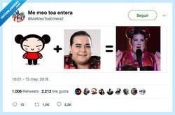 Enlace a La mezcla perfecta, por @MeMeoToaEntera2