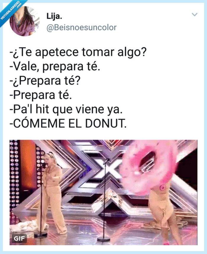 Comeme el donut,glitch gyals,madre mía