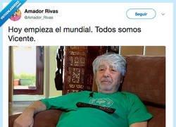 Enlace a Un minuto de silencio por todos aquellos que tendrán que ver el mundial por huevos, por @Amador_Rivas