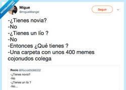 Enlace a Siempre nos quedarán los memes, por @migue99angel