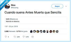 Enlace a No abanico no party, por @Nicormg