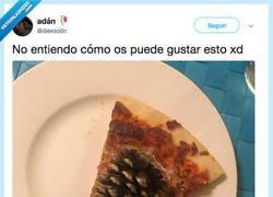 Enlace a Pizza en la piña NO, por @diexso0n