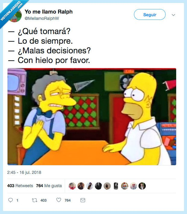 homer,malas decisiones,simpsons