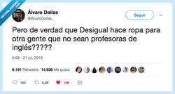Enlace a El outfit de todas las profesoras, por @AlvaroDallas_