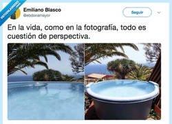 Enlace a Estas fotos dependen mucho del ángulo de donde se miren, por @ebdonamayor