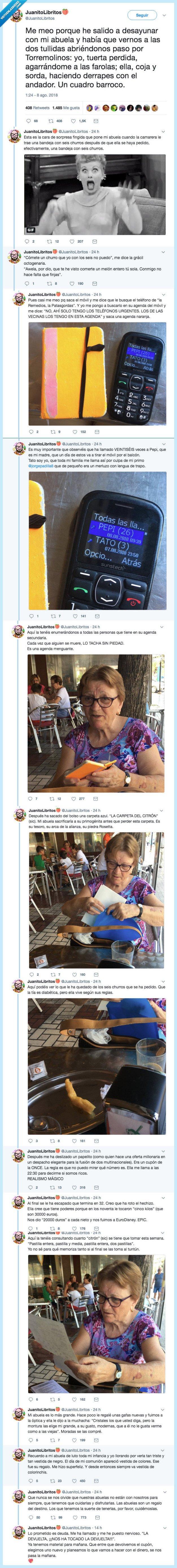 abuela,divertida,todas