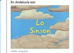 Enlace a Los Simpsons en Andalucía y para casi todas las madres son...