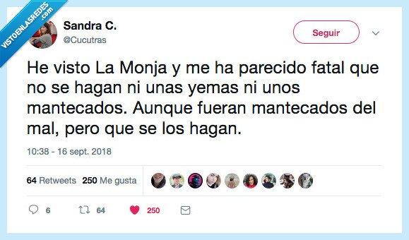 monja,no mantecao no party