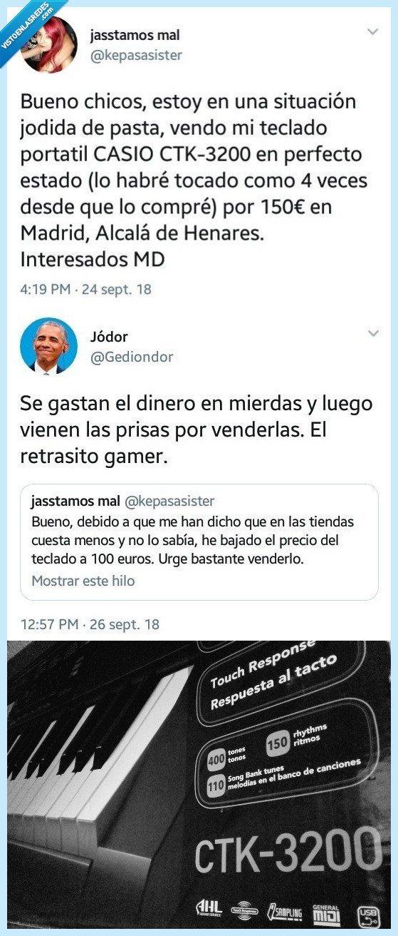 ay señorsito,gamer,historia,sad violin song