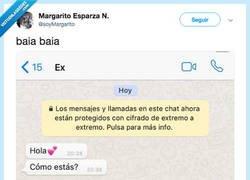 Enlace a Cuando tu ex te vuelve a escribir por estas fechas, por @soyMargarlto