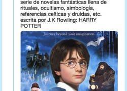Enlace a ¿Sabías que hasta el mínimo detalle de Harry Potter tiene estas simbologías?, por @KellyTowerss