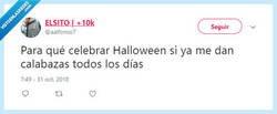 Enlace a Para qué celebrar halloween por @aalfonso7