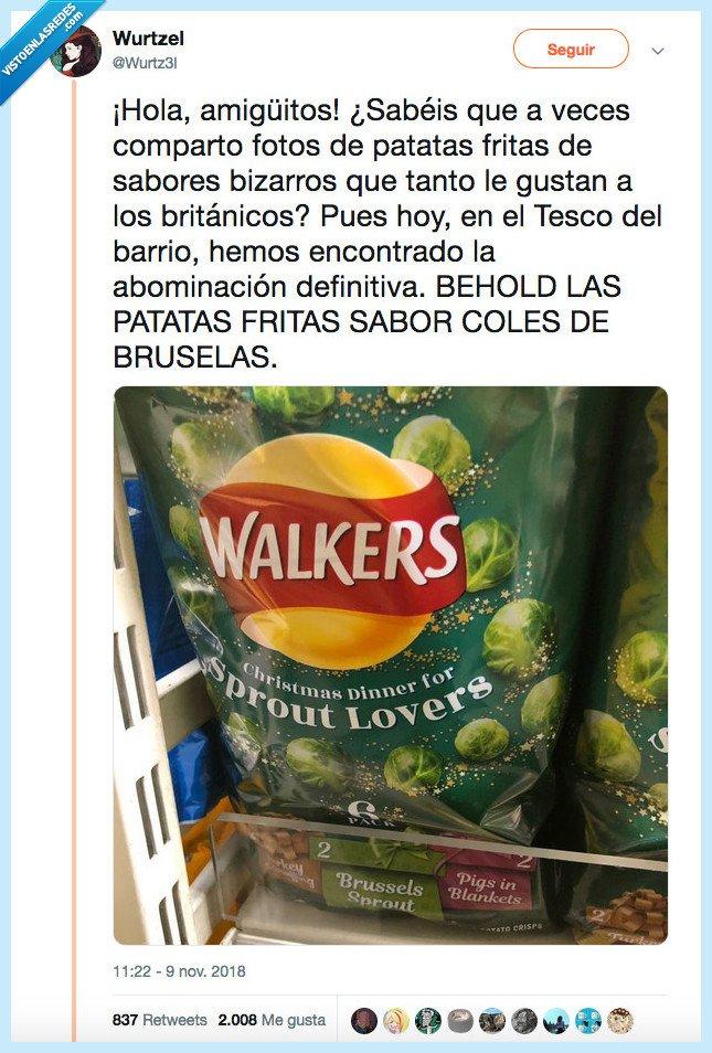asco,bolsa,coles de bruselas,patatas