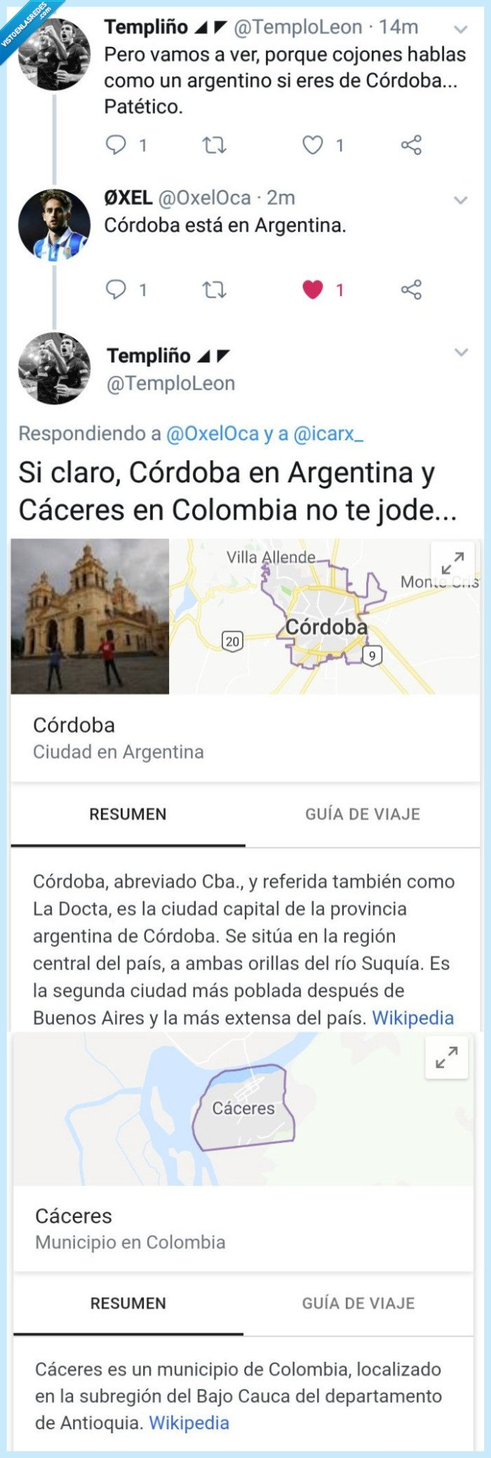 geografia,mala manera,ridiculo
