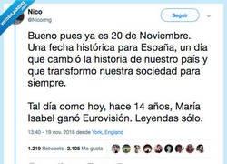 Enlace a ESPAÑA UNA GRANDE, LIBRE Y ANTES MUERTA QUE SENSILLA, por @Nicormg