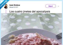Enlace a Hoy en suicidios gastronómicos que te provocan pota al instante, por @Issei1313YT