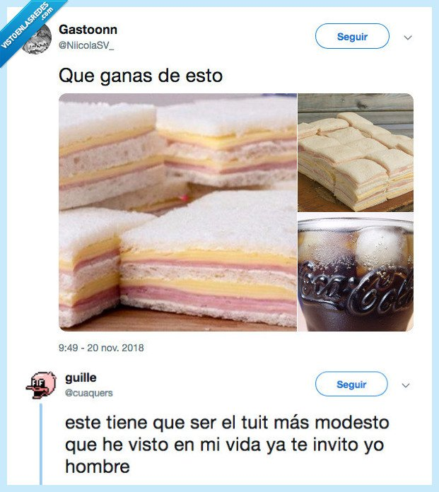cocacola,invitar,sandwich