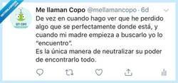 """Enlace a El antídoto contra la """"encuentra-todo"""", por @mellamancopo"""