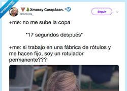 Enlace a Sorry i'm not sorry de reírme de esto, por @Briznilla_