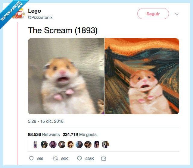 grito,hamster,version