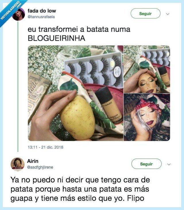 estilo,patata
