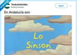 Enlace a El remake andaluz de los Simpsons, por @traductoandalu