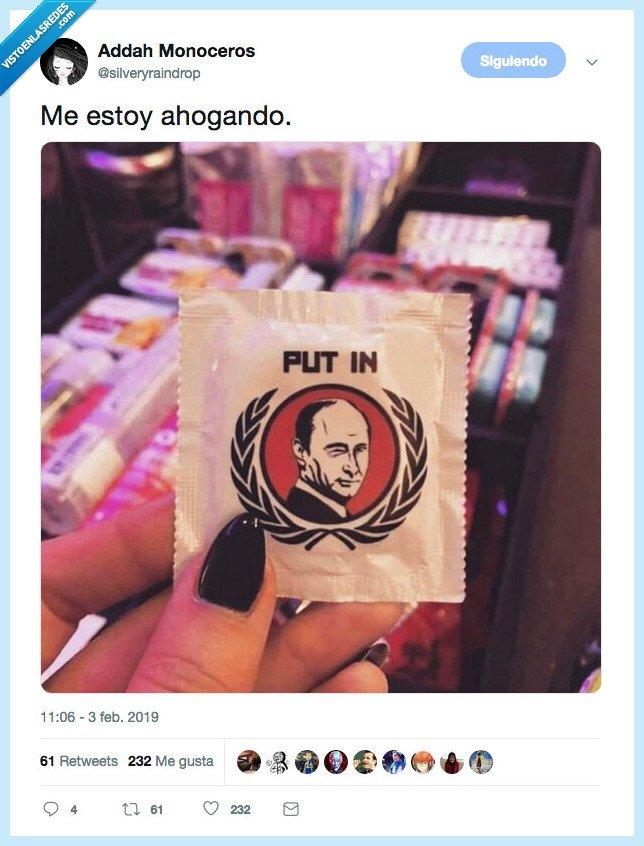 ponselo,preservativo,putin,putinlo