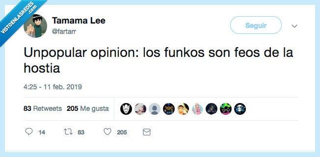 funkos,unpopular
