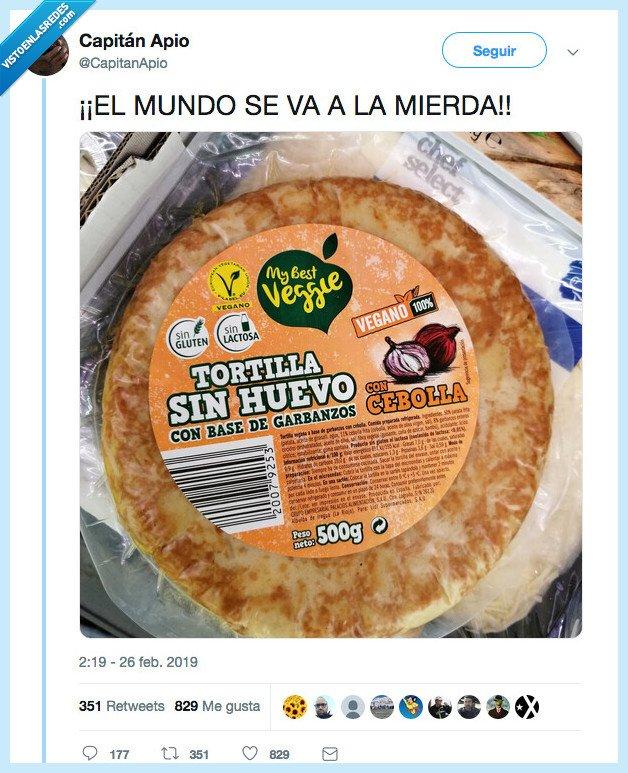 doler,ecs,muelas,tortilla,tortilla vegana