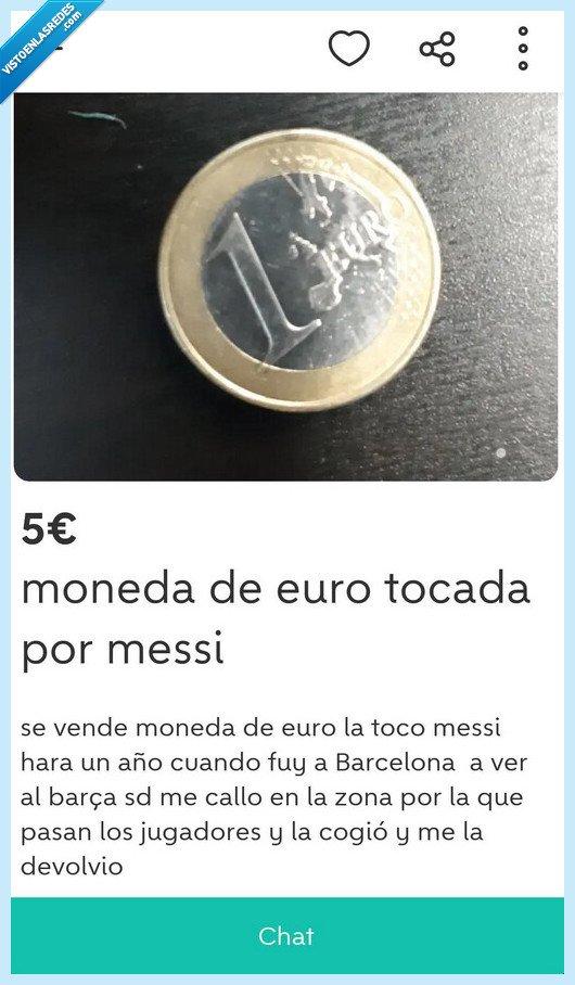 chusta,comprar,euro,fijo,messi,tocar,wallapop