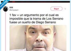Enlace a Desmonta todo el final de los Serrano a base de tuits, por @renlypeach