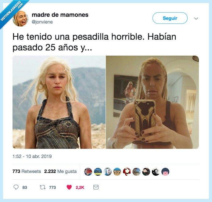 daenerys,leticia,temporada