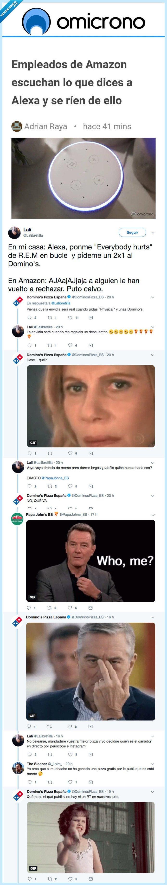 batalla,DOMINOS,PIZZA