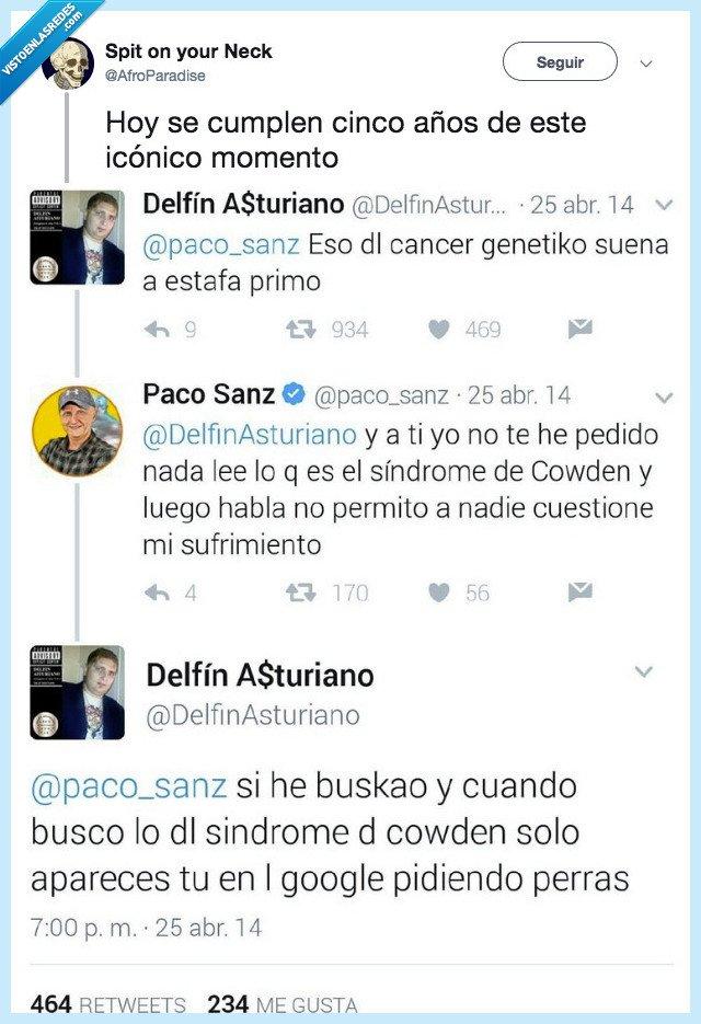 asturiano,cancer genetico,paco