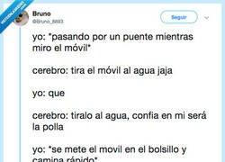 Enlace a YO LO HUBIERA TIRAO, por @Bruno_8893