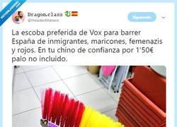 Enlace a Spanis Patriotic Nimbus 2000, por @HeladerAltanera