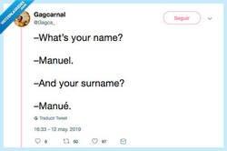 Enlace a ¿Cuál es tu surname? por @Gagca_