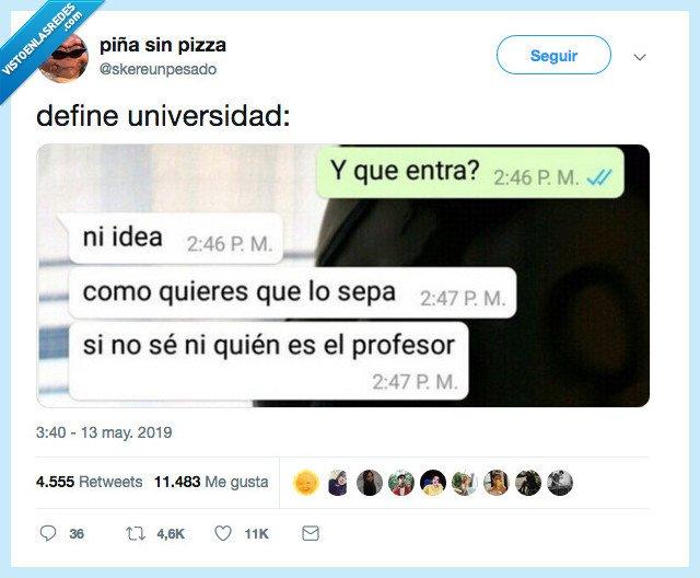 definición,rae,universidad