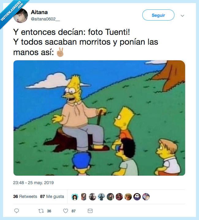 Meme,risa,Simpsons,tweet