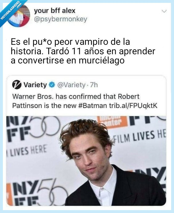 batman,crepusculo,pattinson,vampiro