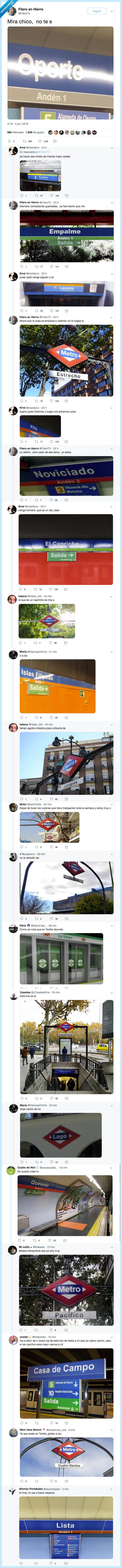 madrid,metro,que es una maravilla