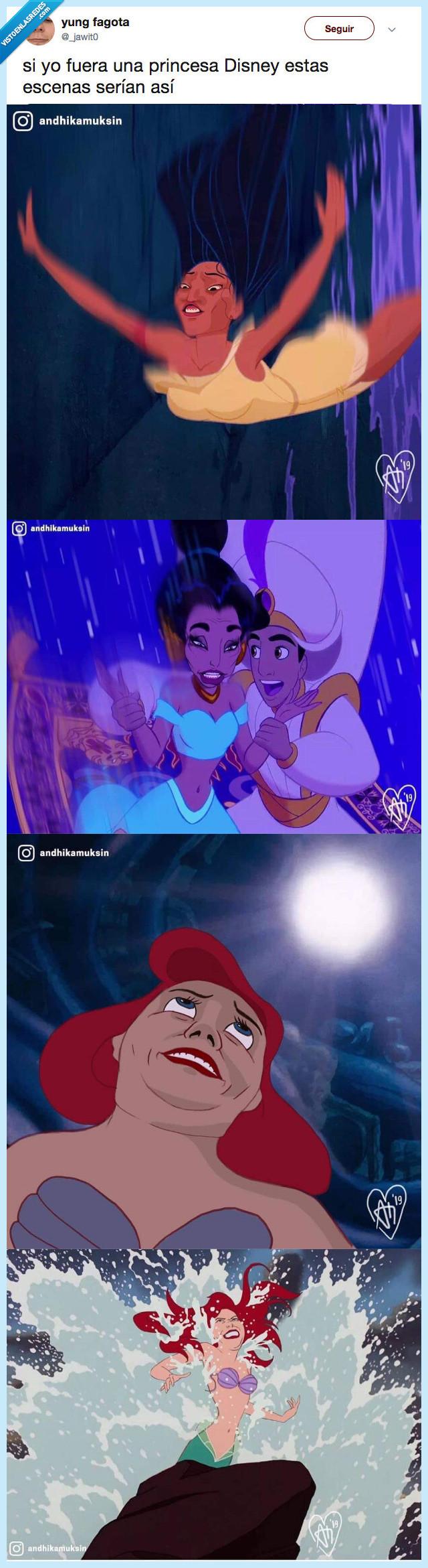 así,disney,escenas,princesa