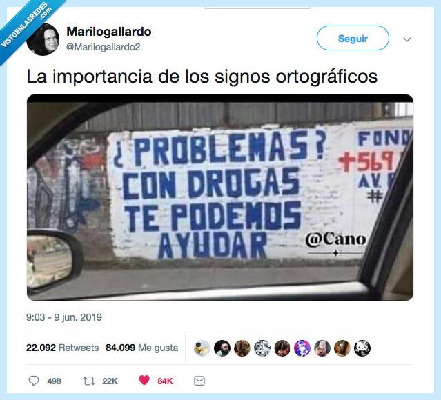 drogas,importancia,problemas