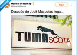 Enlace a La importancia de un buen naming, por @MastersOfNaming